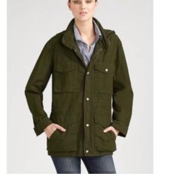rag & bone Jackets & Blazers - Rag & Bone Army Green Utility Jacket